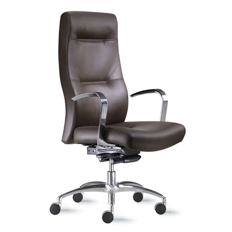 cortina high back conference or executive leather or