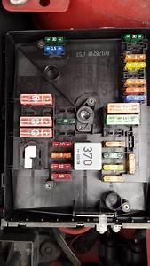 Engine Bay Fuse Box  Relay