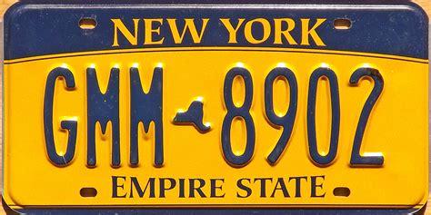 nys vanity plates new york 3 y2k