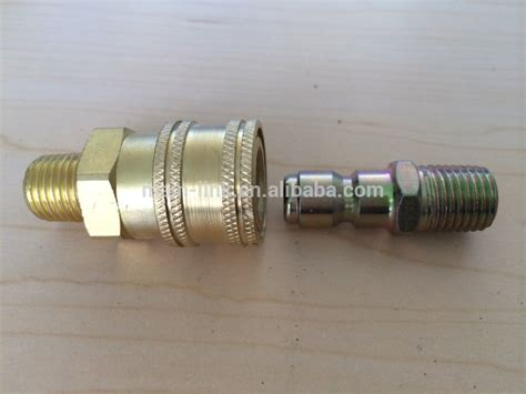 Main-link Water Hose Quick Coupling