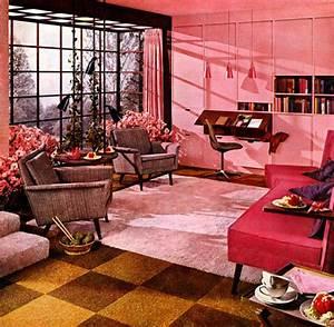 Plan59 :: Retro 1940s 1950s Decor & Furniture :: Excelon, 1956