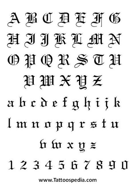 Cool Tattoo Designs Letters 5 | Writing tattoos, Tattoo fonts, Tattoo alphabet