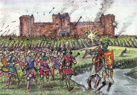 castle siege siege of tantallon castle 1491