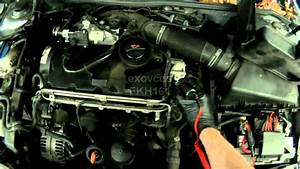 Vw A4  Bew Brm Glow Plugs Quick Check  In Engine