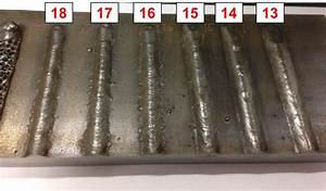 Gas Metal Arc Welding Basics  Travel Speed And Contact To