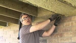 Isoler Sous Sol : comment isoler un plancher au dessus d 39 un espace non chauff youtube ~ Melissatoandfro.com Idées de Décoration