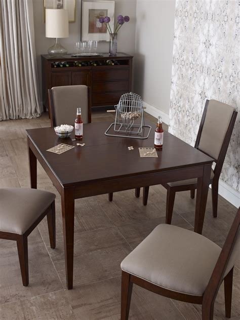 Kincaid Furniture Elise Five Piece Dining Set With