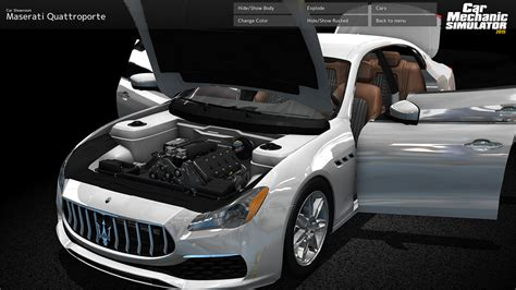 car mechanic simulator 2018 quattroporte