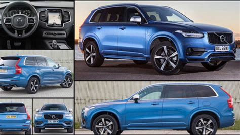 2018 Volvo Xc90 New Release Date Youtube