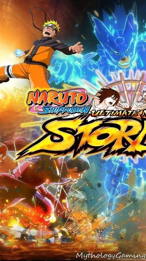 naruto shippuden ultimate ninja storm  wallpapers