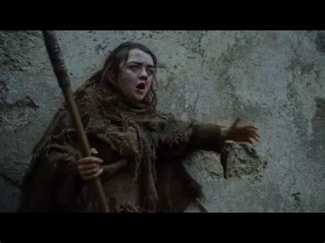 game  thrones  arya    blind girl youtube