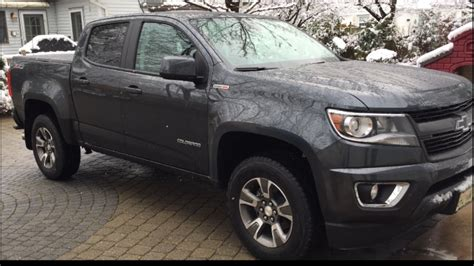 Colorado With A Duramax by 2017 Chevy Colorado 2 8l Duramax Engine In And Dpf
