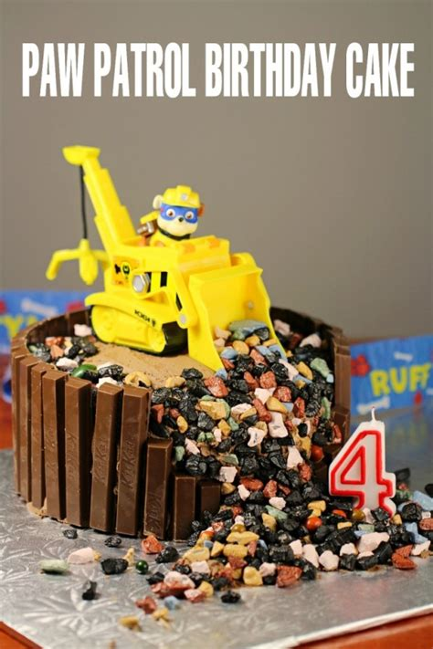 10 Perfect Paw Patrol Birthday Cakes - Pretty My Party ...