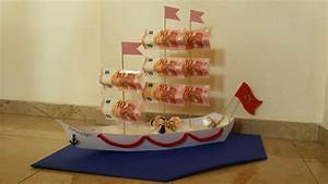 Geschenke Für Hochzeit : diy geldgeschenk zur hochzeit segelschiff ~ A.2002-acura-tl-radio.info Haus und Dekorationen