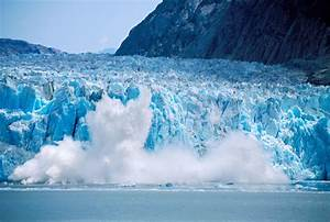 The Loud Noise Of Melting Glaciers May Actually Be Good