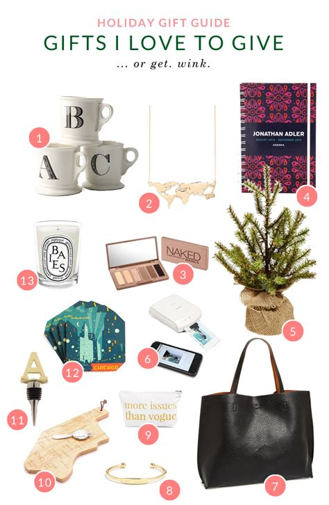 under 50 holiday gift guide by coralsncognacs