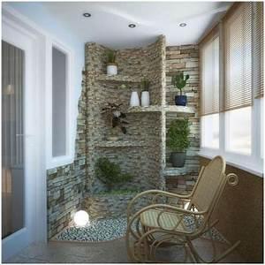 10 beautiful balcony use and decoration ideas for Interior ideas for balcony