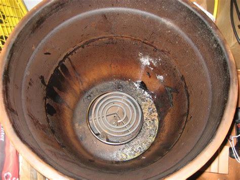 diy outdoor cooker   build  clay pot smoker