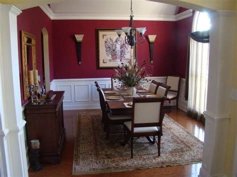 red dining rooms ideas  pinterest red accent walls red wall decor  orange