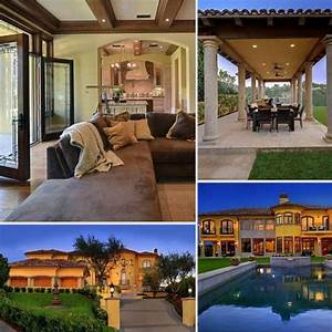 Kim Kardashian and Kanye West Bel Air Home Pictures