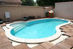 Piscine Sans Margelle : margelles poses willou68 ~ Premium-room.com Idées de Décoration