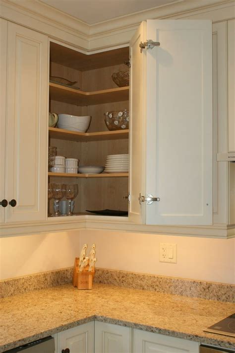 kitchen upper corner cabinet google search corner