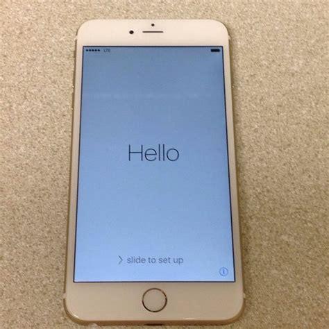 icloud locked iphone apple iphone 6 plus 16gb unlocked icloud locked cell