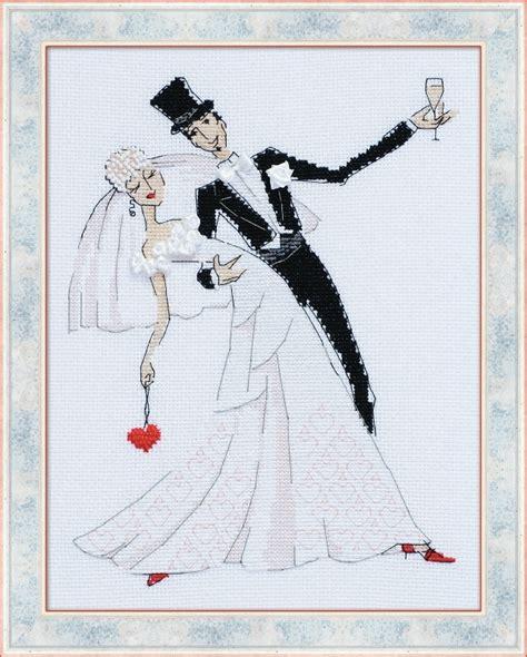 wedding counted cross stitch  cross stitch patterns