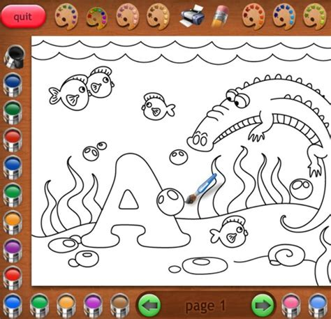 coloring book software  windows