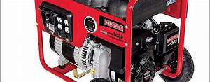 Craftsman 5600 Watt Generator Owner U0026 39 S Manual