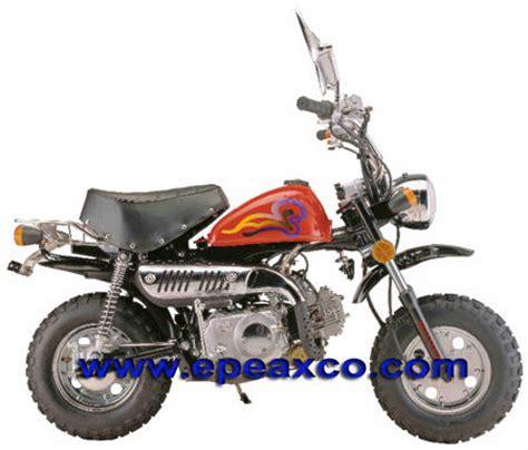 Monkey 110 Image by Sell 110cc Eec Honda Monkey Dirt Bike Ep110q 2i
