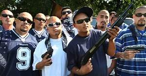 Obama's Illegal Alien Amnesty Brings Gangs, Gun Violence to US