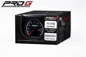 Pro G Avs Series Multi Gauge - Oil Pressure
