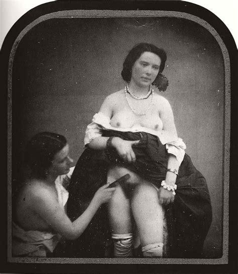 Vintage Th Century Lesbian Nudes S Monovisions