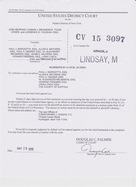 bureau citation suffolk county traffic violations bureau sued in class