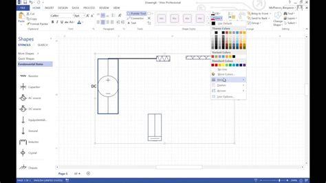 Making Circuit Visio How Youtube