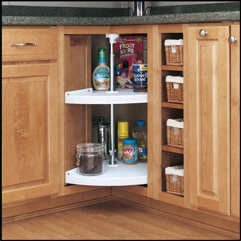 rev a shelf shop rev a shelf 2 tier plastic pie cut cabinet lazy susan