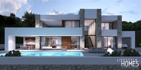 Moderne Häuser Unter 250 000 by Villa Mit Pool By Lifestyle Homes Ag Moderne Spanische