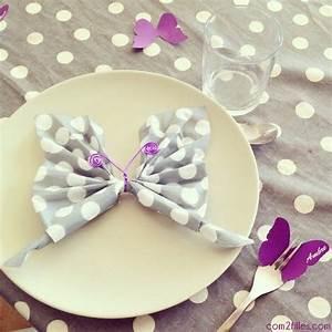 Pliage De Serviette Papillon : 3 diy pour un anniversaire sur le th me des papillons deco de table papillon et anniversaires ~ Melissatoandfro.com Idées de Décoration