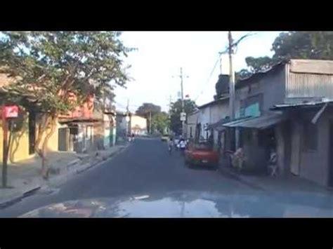 barrio san sebastian ciudad delgado sansalvador  youtube