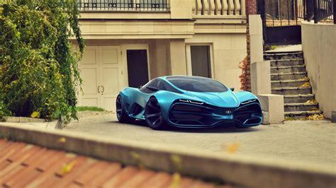 lada raven supercar concept  wallpaper hd car