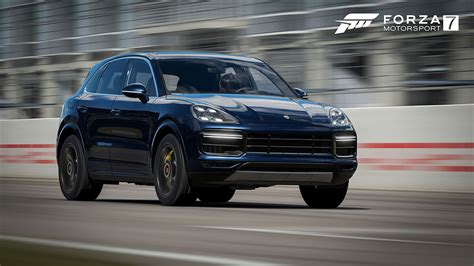 Forza 7's Latest Car Pack Has A Very Fitting Sponsor