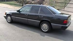 Mercedes 93 : 1993 mercedes benz e300 w124 clean as can be e 320 400 420 youtube ~ Gottalentnigeria.com Avis de Voitures