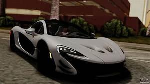 McLaren P1 GTR VS 2013 For GTA San Andreas