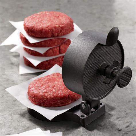adjustable nonstick burger press williams sonoma au