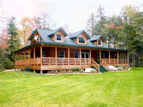 Custom Cedar Log Homes Luxury Cottage Floor Plans