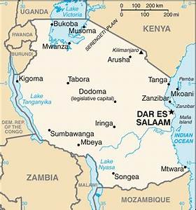 Image Google Map : tanzania google map driving directions and maps ~ Medecine-chirurgie-esthetiques.com Avis de Voitures
