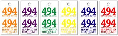 Sideboard Tickets by Bingo Supplies Bingo Machines Bingo Paper Us Bingo