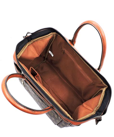 monogrammed doctors satchel bag cs