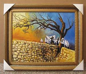 Jewish Art Gallery Original Jewish Oil Paintings By Famous ...